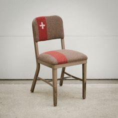 Swiss Army Blanket Chair