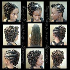 Pipecleaner curls by NeciJones
