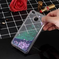 #DealOfTheDay #BestPrice Soft Case Xiaomi Redmi 4X Cover Glitter Stars Dynamic Liquid Quicksand Silicon TPU Phone Back Cover For Redmi 4 x…