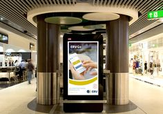 Forgot To Buy Travel Insurance? No Worries, DOOH Advertising Screens Enables Travelers To Buy Before Boarding - Read more on ScreenMedia Daily