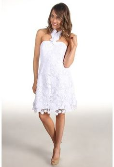Lilly Pulitzer Kailene Dress Resort White Truly Floral Lace Apparel Lilly Pulitzer