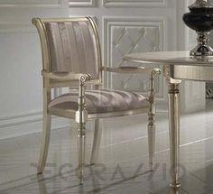 #chair #design #interior #furniture #furnishings #interiordesign #designideas #artdeco #ardeco стул с подлокотниками DV Home Vanity, Vanity_ACh1