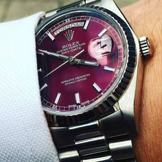 #luxury #rolex #watch @thedopestwatches  #instagood #photooftheday #beautiful #fashion #repost #hot #design #igdaily http://www.butimag.com/fashion/post/1467718506983476868_4718774708/?code=BReYjSvBE6E