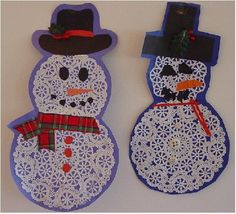 Snowmen- and LOTS of FREEBIES!