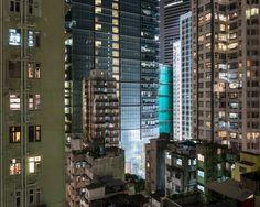 Kris Graves Wan Chai, Hong Kong, 2012