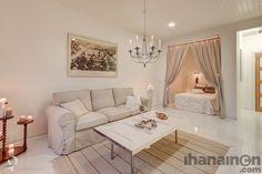 Ihanainen.com sisustussuunnittelu. Helmiina-kodin olohuone. #sisustus #sisustussuunnittelu #tampere #livingroom #olohuone