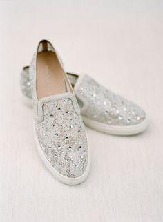 Fun wedding shoes - wedding sneakers - wedding slip-ons - Ashley Upchurch Photography Wedding Sneakers, Wedding Shoes, Wedding Hairstyles, Slip On, Bridal, Photography, Fun, Fashion, Bhs Wedding Shoes