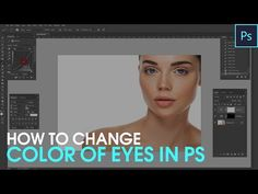 Find out how to change eye color in Photoshop in 5 simple steps. Curious to find out how you would look like with a different eye color? Try this quick and easy tutorial on how to change eye color in Photoshop. Photoshop For Photographers, Photoshop Photography, Portrait Photography, Modeling Photography, Senior Photography, Photography Tips, Free Photoshop, Photoshop Tutorial, Photoshop Actions