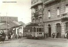 A Coruña. Rubine - Praza de Pontevedra.