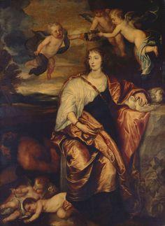 Venetia Stanley, Lady Digby