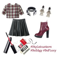 Check out my moodboard of Marissa's Picks for September! #StyleHunters #BeEdgy #BeFiery