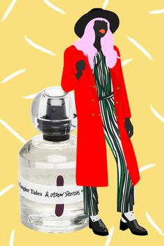 Your New Favorite Fragrance, By Personality  #refinery29  http://www.refinery29.com/spring-perfumes#slide-4  Folk-y Hipster: & Other Stories Tangier Tales  Pear, pomegranate, black violet, amber, and raspberry blossom make up this seriously seductive new scent from & Other Stories. Tangier Tales is definitely that girl who looks unfairly incredible in every single piece of vintage clothing. Ever. She's still on Tumblr, but uses it as a Pinterest board instead, and if she ever invited ...