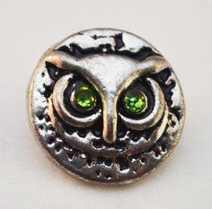 12mm Snaps - Owls