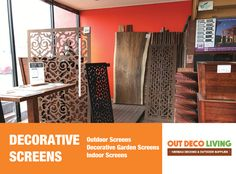 Decorative Screens or Privacy Screens are great for outdoor or indoor conditions. Our Decorative Screens ideal to use for home or garden. Merbau Decking, Decking Supplies, Decorative Screens, Privacy Screens, Melbourne, Entryway, Indoor, Display, Garden