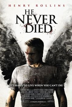 Henry Rollins in He Never Died (2015) Badass movie!! WATCH IT!!!! Henry Rollins, Top Movies, Scary Movies, Horror Movies, Movies To Watch, Comedy Movies, Awesome Movies, 2015 Movies, Movies Free