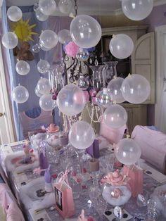 Birthday Bubble Bash | CatchMyParty.com