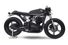 '84 Suzuki GR650 – Anvil Motociclette     Pipeburn.com