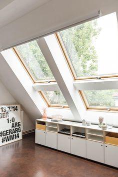 ceiling window, skylight, Dresdener Strasse 117 | Fantastic Frank