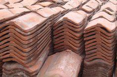 Decorative Roof Tiles Tejas Borja Tamizado Cream Escama Roof Tile #roof Tile #decor