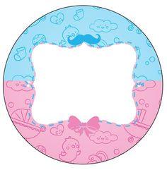 Baby Shawer, Baby Gender, Scrapbook Bebe, Baby Shower Invitaciones, Geometric Pattern Design, Ideas Para Fiestas, Mixed Babies, Twin Babies, Baby Cards
