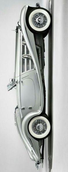 doyoulikevintage: 1937 Mercedes benz My blog posts