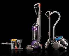 So I dream of vacuum cleaners...that doesn't make me weird. Dyson