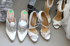 Spring 2013 Bridal Shoes