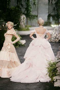 john+galliano+haute+couture+2005 | Christian Dior Haute Couture Fall 2005 | John Galliano