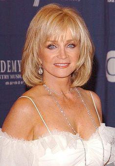 Barbara Mandrell - Mature Hairstyle