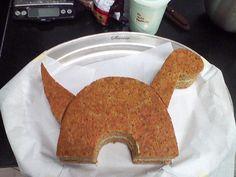naked dinosaur cake | Sometimes, I love my job. Because some… | Flickr