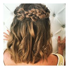 25 Gorgeous Prom Hairstyles For When You Want to Wear Your Hair Down | StyleCaster