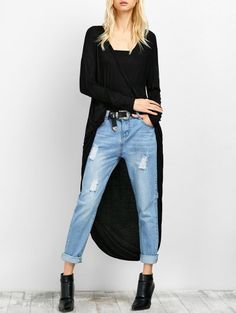 SHARE & Get it FREE | Twist Front High Low Top - BlackFor Fashion Lovers only:80,000+ Items • New Arrivals Daily Join Zaful: Get YOUR $50 NOW!