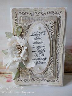 "Gallery of handicrafts: ""Ślubuję Ci ..."""