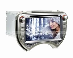 Android 4.0 Car DVD Player Nissan March 2010 - 2012 GPS Wifi 3G
