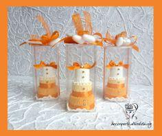 Pumpkins Wedding Favors