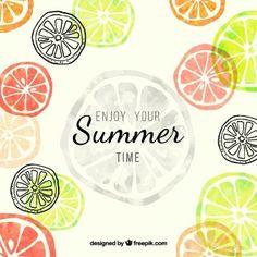 Disfrute de su tiempo de verano