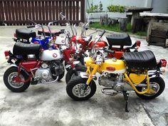 Honda Dirt Bike, Honda Motorcycles, Custom Mini Bike, Mini Motorbike, Bike Room, Minibike, Japanese Motorcycle, Vintage Cycles, Kids Bike