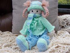 Pop gehaakt - Karien crocheert