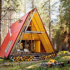 Beautiful Cabin Getaway Far Meadow's Base Camp - Sierra National Forest, CA