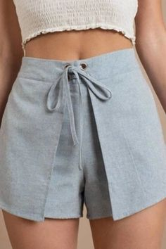 Shop Clothing - Shorts from the world's best fashion boutiques. Diy Shorts, Flowy Shorts, Modest Shorts, Ripped Shorts, Khaki Shorts, Black Shorts, Jean Shorts, Cute Comfy Outfits, Cool Outfits