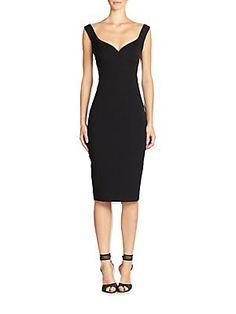 c9f4a5c6 Black Halo Ally Sheath Ladies Day Dresses, Sexy Dresses, Beautiful Dresses,  Evening Dresses