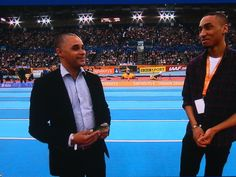 Matthew Hudson Smith collects his award from Jason Gardner  http://www.fashion-mommy.com/2015/02/24/the-sainsburys-indoor-grand-prix-just-record-breaking/