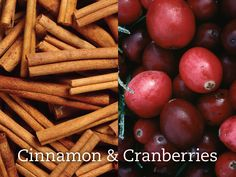 Cinnamon and cranberries—two herbs found in our Herbs at a Glance series—are often used in Thanksgiving dishes. Will they show up in your meal tomorrow? Learn more about what the science says about these herbs.