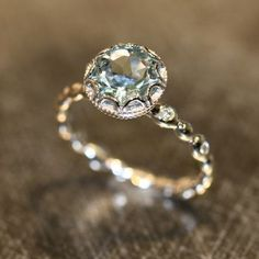 Choosing non diamond engagement rings or non traditional engagement rings with an authentic period which is ensures one-of-a-