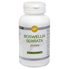 Boswellia Serrata Epigemic 90 kapslí - Přípravek Boswellia Serrata Epigemic přispívá k normální funkci pohybového aparátu.