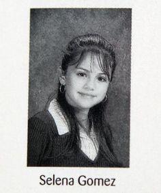 selena gomez little photos | Selena before the Stardom as a kid in ...school? - Selena Gomez Photo ...