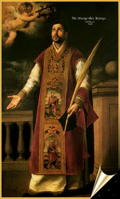 St Roderick is one of the Martyrs of Córdoba. He was a Christian priest of Cabra who had two brothers:one was a Muslim,the other had no religion. His brothers were fighting,Roderick attempted to break up the fight & turned on him & beat him. When Roderick awoke,he found that his Muslim brother had said to  authorities that Roderick  converted to Islam. When Roderick maintained his loyalty to the Catholic religion, he was accused of apostasy under Sharia law. He was imprisoned & then…