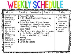 I get a lot of emails asking about my schedule at school. Since last year was my first year teaching 5th grade Reading/ELA using a guided group model, I tried a lot of different schedules. &n…