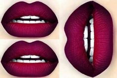 How to do Ombré Lips | The Fashion Foot