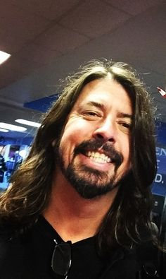 Dave, looking good......as always. I could never get tired of seeing his smile or face for that matter :)